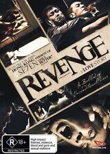 Revenge - A Love Story (DVD, 2012)-REGION 4-Brand new-Free postage