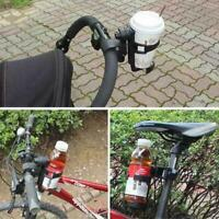Universal Milk Bottle Cup Holder For Baby Stroller Pram Pushchair Cycle Buggy UK