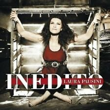 LAURA PAUSINI - INEDITO CD POP 14 TRACKS NEU