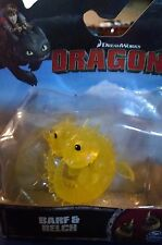 Dreamworks Dragons Trac Ride Ons-Barf & Belch Action Figure Boys 4+Spin New 2015