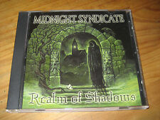 Midnight Syndicate ‎– Realm Of Shadows CD ALBUM US (MS1003-CD)