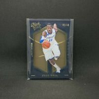 John Wall Washington Wizards 2016 Panini Black Gold (Gold Foil Variant) 30/49