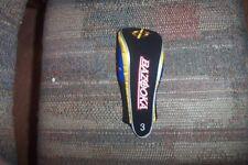 Brand New Tour Edge Bazooka Geo Max hybrid for 3 hybrid Headcover