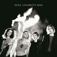 HOLE - CELEBRITY SKIN - 180 GRAMM VINYL/ INSERT / BLACK VINYL LP NEW+