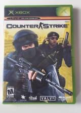 Microsoft XBOX Counter-Strike (ORIGINAL VERSION & COMPLETE)