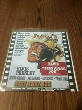 "Elvis Presley-permanecer lejos Joe-Ep - 7"" SINGLE"