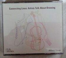 Connecting Lines: Artists Talk About Drawing. CD box set British Library