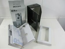 EMPTY BOX : Zoom Q3-HD with paperwork and inserts