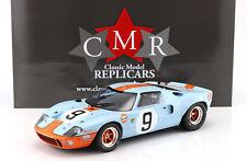 Ford Gt 40 Mk I #9 Winner 24 H Lemans 1968 Rodriguez, Bianchi 1:12 Cmr