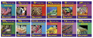 SALIFERT PROFI RANGE TEST KIT FOR MARINE REEF SALTWATER CORAL FISH TANKS
