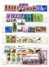50 FRANCOBOLLI NUOVI/USATI SUD AFRICA - 50 USED & MINT NH STAMPS SUD AFRICA