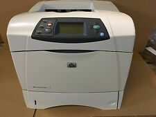 FULLY REFURBISHED HP LASERJET 4200N Q2426A NETWORK PRINTER 60 DAY WARRANTY