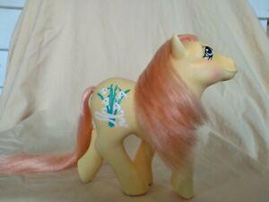 My Little Pony Snowdrop MINT Flower Fleur MLP Euro UK Exclusive g1 European htf