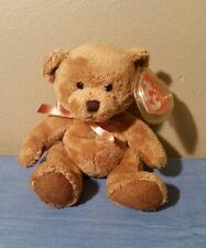 "Ty Beanie Babies FUDDLE The Brown Bear 7"" NWT"