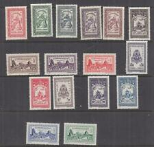 CAMBODIA, 1954 selection to 30p., many better values, lhm. (16)