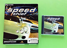 Speed Thief for PC - Win 95/98/ME/2000  - CD Rom - Big Box