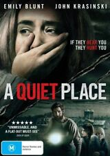 A Quiet Place DVD R4 2018 New & Sealed (Emily Blunt, John Krasinski)