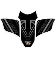 PARASERBATOIO RESINA 3D TRIUMPH TIGER 800 XRX 2018-2019 GP-634 (Black)