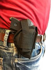 Gun holster With Magazine Pouch For Taurus TCP 738,380 ACP