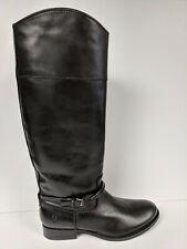 FRYE Melissa Seam Tall Boots, Black, Womens 9 M