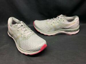 Asics Women's Gel-Nimbus 23 Running Sneakers Lichen Rock Champagne Size 8.5 NWOB