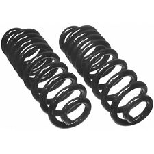 For Ford Crown Victoria Mercury Rear Variable Rate 163 Coil Spring Set Moog