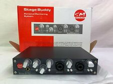 SM Pro Audio Stage Buddy Remote Personal Monitoring System