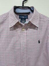 Original Ralph Lauren Hemd Kinder Gr. 5 wie neu, kaum getragener Zustand!!!
