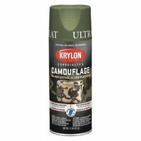 Krylon K04296077 Spray Paint, Light Green, Ultra-Flat, 11 Oz.