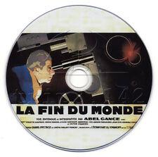 La fin du monde (1931) (aka. End of the World) Sci-Fi Movie/Film on DVD