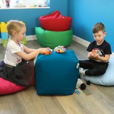 Cube Trend Beanbag - Ready Filled, Washable, Personalise