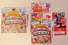 Nintendo 3DS Game Moshi Monsters Moshlings Theme Park Complete Works