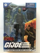 G.I. Joe Classified Target Exclusive #10 Wayne Beach Head Sneeden In Hand MISB