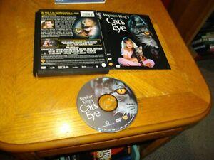 Cats Eye (DVD, 2002)