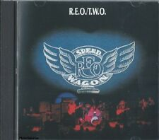 R.E.O. Speedwagon - T.W.O. - Hard Rock Pop Music Cd