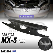Mazda MX-5 Miata NB 98-05 OKAMI Racing Radiator Cooling Panel carbon fiber