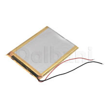 307090, Internal Lithium Polymer Battery 3.8V 3x70x90mm
