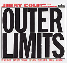 JERRY COLE and his Spaceman - CD - OUTER LIMITS