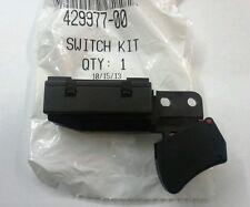 Switch W/Brake DeWalt B&D 71/4 & 81/4 Saw 429977-00