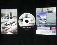 JEU Sony PLAYSTATION 2 PS2 : REBEL RAIDERS OPERATION NIGHTHAWK (complet)