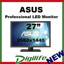 """ASUS PB278QR 27"""" Widescreen IPS LCD Professional Monitor with Built-in Speakers"""