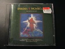 Enigma MCMXC a.d. THE LIMITED EDITION European Import 11-trk CD Album LTD Edn