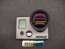 50mm Extreme Magnified Zoom Machine Vision Lens for GoPro HD Hero2-Hero3 Hero4