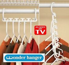 Wonder Hanger, Closet Organization System