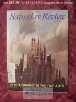 Saturday Review May 6 1967 MARGARET WEISS WALLACE STEGNER JOSEPH WOOD KRUTCH