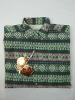 Replay Mens Shirt Size L Long Sleeve Button Up Regular Fit Made in Italy