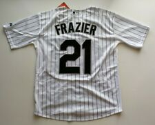 0955bcc15 Todd Frazier  21 Chicago White Sox Jersey Men Size XL Large Free Shipping