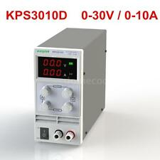 New 30V 10A Precision Variable Adjustable Digital Regulated DC Power Supply 47EO