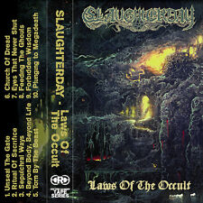 Slaughterday-Laws of the Occult [MUSIC CASSETTA]
