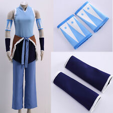 Avatar The Legend of Korra Korra Katara Cosplay Costume Full Suit Any Size